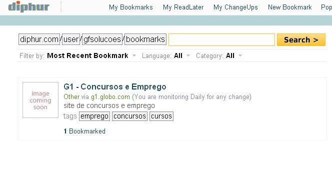 diphur, feeds, dicas blog