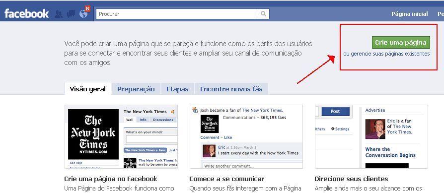 facebook, pagina, fã, curtir, blog