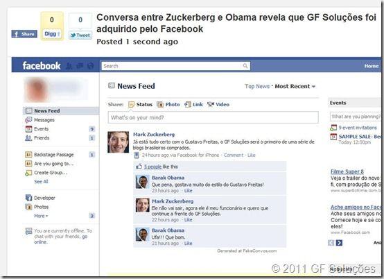 gerador facebook conversa falsa